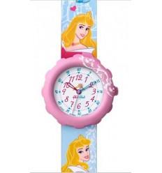 Ceas copii Swatch Flik Flak Disney Printesa Adormita FLS023