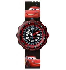 Ceas copii Swatch Flik Flak CARS LIGHTNING MCQUEEN FLS029