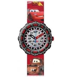 Ceas de mana copii Swatch Flik Flak CARS 2 FLS030