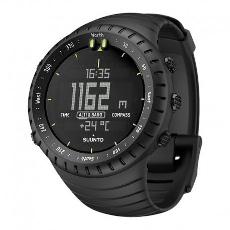 Ceas de mana barbatesc Suunto Watches Premium Core All Black SS014279010