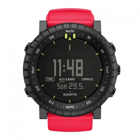 Ceas de mana barbatesc Suunto Core Red Crush SS018810000