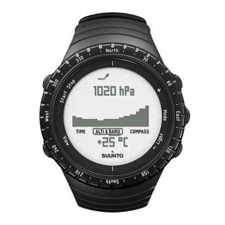 Ceas de mana barbatesc Suunto Core Regular Black SS014809000
