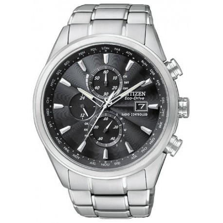 Ceas de mana barbati Citizen World Chronograph A-T AT8010-58E