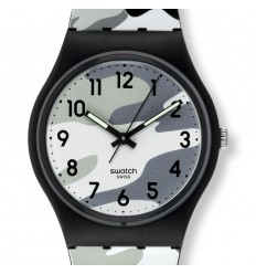 Ceas de mana Swatch Hiding Grey GB260