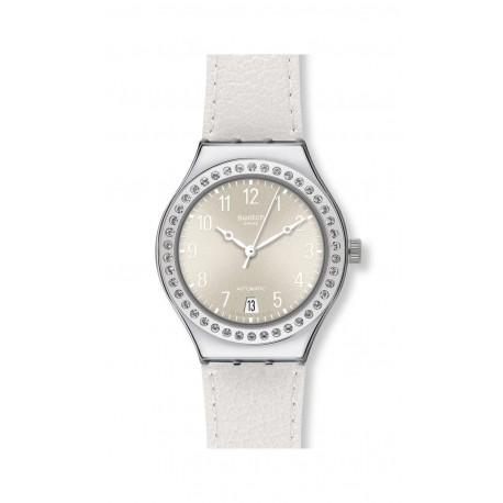 Ceas de mana dama Swatch Whitematic YAS404