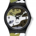 Ceas de mana Swatch Hiding Green GB261