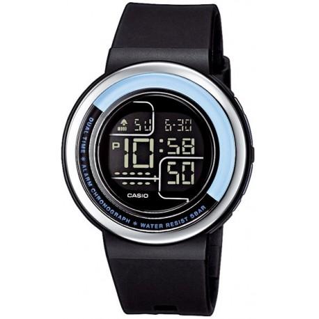 Ceas de mana unisex Casio LDF-30-1A