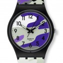 Ceas de mana Swatch Hiding Purple GB264
