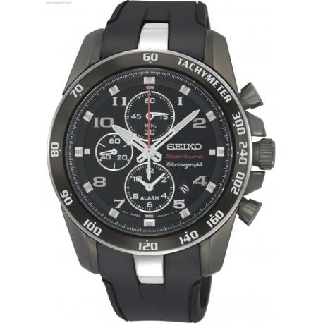 Ceas barbatesc Seiko Sportura Alarm Chronograph SNAE89P1