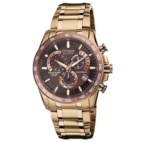 Ceas de mana barbatesc Citizen Perpetual Chrono A-T AT4106-52X