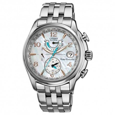 Ceas de mana Citizen Eco Drive World Time A-T FC0000-59D