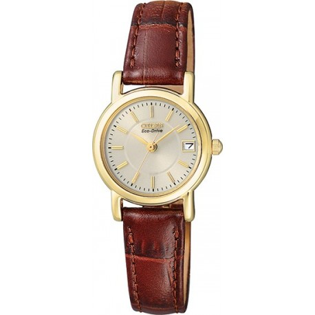 Ceas de mana dama Citizen Eco Drive Dress EW1272-01P