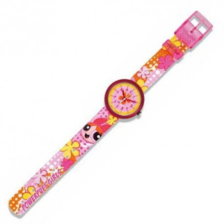 Ceas de mana copii Swatch Flik Flak Beautiful Blossom FLN015
