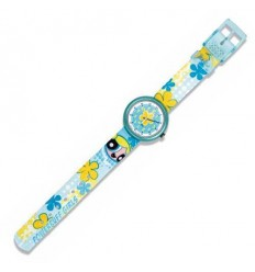 Ceas de mana copii Swatch Flik Flak Beautiful Bubbles FLN017