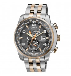 Ceas de mana barbatesc Citizen World Time A-T AT9016-56H