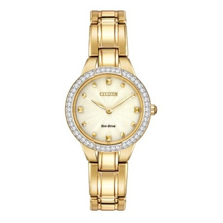 Ceas de mana dama Citizen Watches Silhouette Crystal EX1362-54P