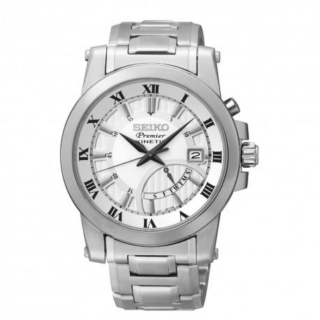 Ceas de mana barbatesc Seiko Watches Premier SRN037P1