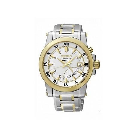 Ceas de mana barbatesc Seiko Watches Premier SRN040P1