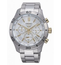 Ceas de mana barbatesc Seiko Watches Sports Chronograph SSB051P1