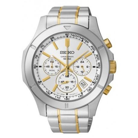 Ceas de mana barbatesc Seiko Watches Sports Chronograph SSB107P1