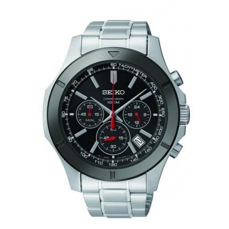 Ceas de mana barbatesc Seiko Watches Sports Chronograph SSB111P1