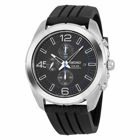 Ceas de mana barbatesc Seiko Watches Solar Chronograph SSC213P2