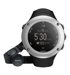 Ceas de mana unisex Suunto Watches Ambit2 S Graphite HR SS019208000