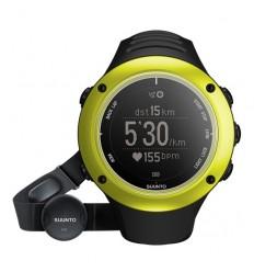 Ceas de mana unisex Suunto Watches Ambit2 S Lime HR SS020133000