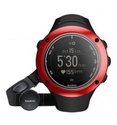 Ceas de mana unisex Suunto Watches Ambit2 S Red HR SS019209000