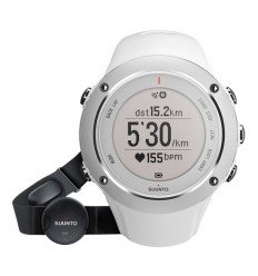 Ceas de mana dama Suunto Watches Ambit2 S White HR SS020552000