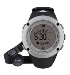 Ceas de mana barbatesc Suunto Watches Ambit 2 Silver HR SS019651000