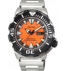 Ceas de mana barbatesc Seiko Watches  Monster Automatic Diver SRP315K2