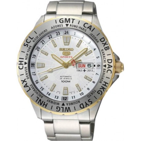 Ceas de mana barbatesc Seiko 5 Watches Sports Special Edition Automatic SRP438