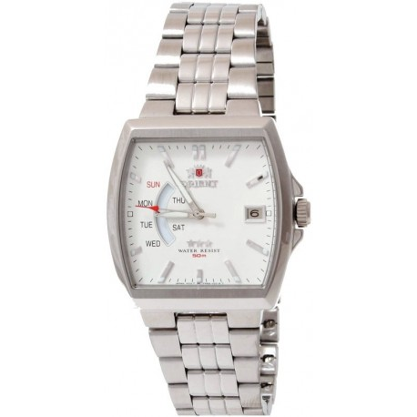 Ceas de mana barbati Orient automatic three star FFPAB002WF