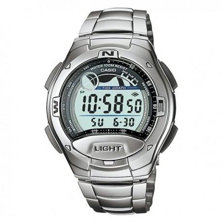 Ceas de mana unisex Casio Sport W-753D-1A