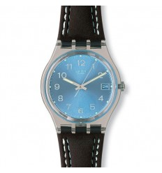 Ceas de mana Swatch Shiny Blue Shoco GM415