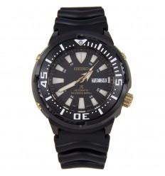 Ceas de mana barbatesc Seiko Prospex Automatic Diver Tuna SRP641K1