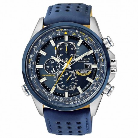 Ceas Citizen Perpetual Blue Angels World Chrono A-T AT8020-03L