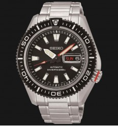Ceas de mana barbatesc Seiko automatic Stargate SRP495K1