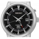 Ceas de mana barbatesc Seiko Kinetic GMT SUN033P1