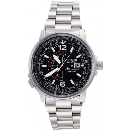 Ceas de mana barbati Citizen Nighthawk BJ7000-52E