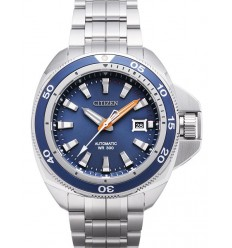 Ceas de mana barbati automatic Citizen Signature Grand Touring NB1031-53L