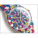 Ceas de mana Swatch Love Song GE232