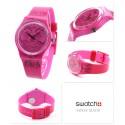 Ceas Swatch Time never dies Pink GP138