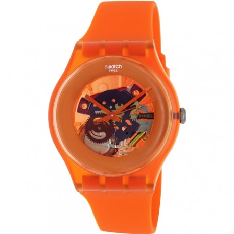 Swatch Orange Lacquered SUOO100