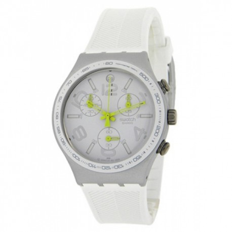 Ceas Swatch Ray Of Light White YCS4051