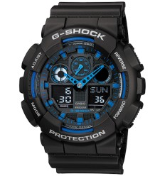 Ceas Casio G-Shock Antimagnetic GA-100-1A2