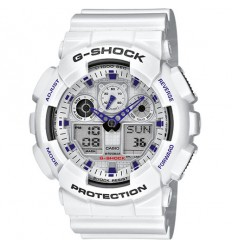 Ceas Casio G-Shock Antimagnetic GA-100A-7A