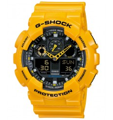 Ceas Casio G-Shock Antimagnetic GA-100A-9A