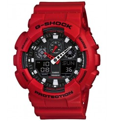 Ceas Casio G-Shock Antimagnetic GA-100B-4A